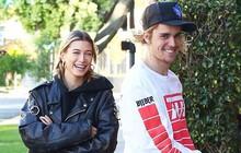Justin Bieber cười nói hạnh phúc bên Hailey trong lúc Selena Gomez nhập viện vì suy sụp tâm lý