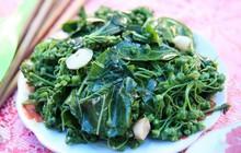 Lá ngón xào tỏi - món ăn dễ gây giật mình vì độ nguy hiểm nhưng ở Lai Châu lại là một đặc sản