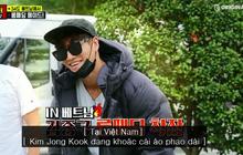 Kim Jong Kook vẫn tươi rói khi bị bắt mặc áo phao dài dưới cái nóng 34 độ C ở Sài Gòn