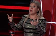 The Voice US: Mở màn vòng Đối đầu, Kelly Clarkson đã khiến fan dậy sóng vì bất bình