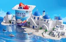 """Bộ ảnh Hy Lạp """"nhìn là muốn ăn ngay"""" đốn tim cộng đồng mạng"""