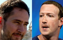 Lần đầu xuất hiện sau khi bỏ Instagram, cựu CEO nói một câu đầy bóng gió về mâu thuẫn với Mark Zuckerberg