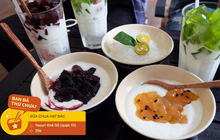 Có rất nhiều kiểu thưởng thức sữa chua thơm ngon mới lạ ở Sài Gòn, bạn đã thử hết chưa?