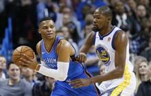 Trực tiếp ngày mở màn NBA 2018-19: Golden State Warriors vs Oklahoma City Thunder