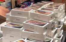 Phát hiện vụ buôn lậu hơn 1000 chiếc iPhone tại sân bay Nội Bài