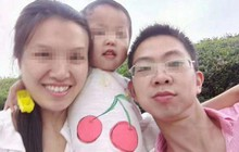 Chồng giả chết để lừa tiền bảo hiểm, vợ không biết ôm con tự tử theo