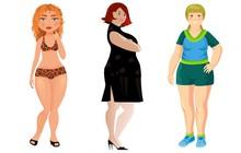 Muốn giảm mỡ thừa hiệu quả thì nên biết cách loại bỏ chất béo ở từng vùng trên cơ thể