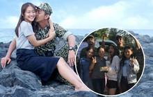 Fan hâm mộ đột nhập trường quay, tặng xe cafe cho ekip làm phim Hậu Duệ Mặt Trời bản Việt