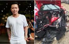 """Tuấn Hưng lên tiếng về siêu xe Ferrari 16 tỷ gặp nạn: """"Khỏe mạnh rồi sẽ làm lại được hết"""""""