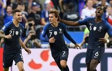 Griezmann lập cú đúp, Pháp thắng ngược và đẩy Đức tới bờ vực xuống hạng