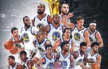 """Khai màn NBA 2018/19: Nhà vô địch đụng ngay """"đá tảng"""""""