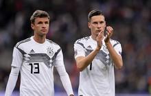 Đức lập kỷ lục tệ hại nhất lịch sử sau trận thua trước ĐT Pháp