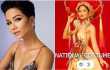 Trang phục dân tộc của H'Hen Niê tại đấu trường quốc tế Miss Universe bất ngờ được hé lộ?