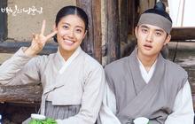 """Phim của D.O. (EXO) tiếp tục lập kỉ lục rating """"không thể tin nổi"""", cán mốc 11%"""