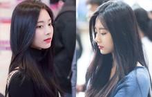 """Nhìn Tzuyu (Twice) để thấy combo """"tóc đen - son đỏ"""" chính là chìa khóa đưa con gái đến đỉnh cao nhan sắc"""