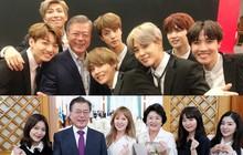 BTS cùng Red Velvet chính là 2 nhóm nhạc duy nhất trong năm 2018 làm được điều này