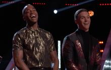 The Voice US: Kelly Clarkson tiếp tục tiễn 2 chàng trai yêu nhau ra về