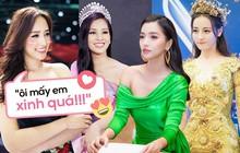 Không chỉ trai đẹp, Mai Phương Thuý còn mê mệt gái xinh và chẳng ngại thể hiện sự ái mộ trên instagram của mình