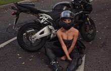 Nữ biker quyến rũ nhất nước Nga thiệt mạng sau tai nạn thảm khốc trên đường cao tốc