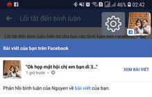 Lộ diện tính năng Facebook mới: Reply và theo dõi comment siêu nhanh, không cần vào app xem thông báo nữa