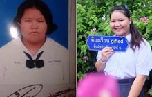 Quá trình lột xác từ nặng 1 tạ xuống chỉ còn hơn 50kg của thiếu nữ Thái Lan
