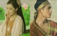 """Nhã Phương bất ngờ hoá người yêu xinh như mộng của hot boy Quốc Anh trong """"Trạng Quỳnh"""""""