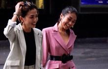 Fan nước ngoài ăn mừng khi Trúc Như và Minh Thư (Anh chàng độc thân) chính thức thành một cặp
