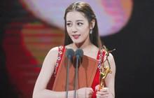 """Bức xúc với kết quả Kim Ưng, netizen Trung ùn ùn """"giáng"""" đánh giá 1 sao lên phim của Địch Lệ Nhiệt Ba"""