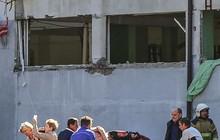 Ảnh: Hiện trường vụ đánh bom và xả súng kinh hoàng tại Crimea