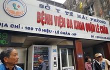 Hải Phòng: Bé gái 6 tuổi tử vong khi đang cấp cứu tại BV Đa khoa quận Lê Chân