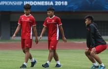 Không được tập trên sân chính, U19 Việt Nam phải tập luyện trong đường hầm trước trận mở màn giải U19 châu Á