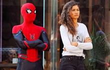 """""""Bé Nhện"""" Tom Holland khoe bộ giáp mới nhân dịp """"Spider-Man 2"""" đóng máy"""