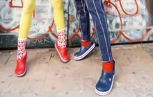 """Crocs & Socks: Sự kết hợp """"chất lừ"""" cho mùa thu"""