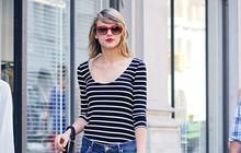 Là nữ ca sĩ đoạt 10 giải Grammy nhưng Taylor Swift không bao giờ bỏ qua 3 nguyên tắc ăn uống để đẹp mà khỏe