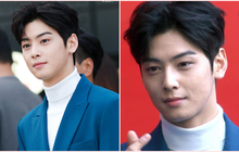 Mỹ nam không góc chết Cha Eun Woo: Ảnh fansite chụp đẹp như hoạ báo, nhưng xem ảnh nhà báo chụp mới ngã ngửa làn da sần sùi