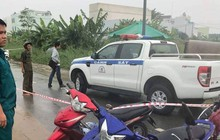 Nghi án thanh niên mặc đồng phục GrabBike bị giết, cướp ở Sài Gòn