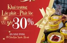 Khai trương Fenghuang 35 Trần Kim Xuyến – Ưu đãi 30% buffet lẩu và dimsum
