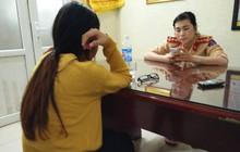 Hà Nội: Giận chồng, người vợ 9X định nhảy cầu tự tử thì được CSGT giải cứu