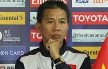 Thua đối thủ yếu nhất bảng, HLV Hoàng Anh Tuấn lý giải vì U19 Việt Nam không còn chút sức lực nào lúc cuối trận