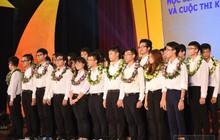 Bộ Giáo dục và Đào tạo tuyên dương 33 học sinh THPT đoạt giải Olympic và cuộc thi Khoa học, Kỹ thuật quốc tế