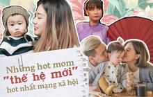 """Nhân ngày phụ nữ Việt Nam, cùng điểm qua những gương mặt """"hot mom thế hệ mới"""" nổi nhất mạng xã hội"""