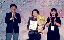 """Tổng giám đốc Vinamilk được Forbes Việt Nam vinh danh """"Thành tựu trọn đời"""""""
