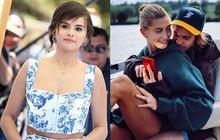 """Tiết lộ về cảm xúc """"sốc toàn tập"""" của Selena Gomez khi biết tin Justin Bieber đã kết hôn với Hailey"""