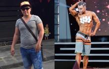 Có công mài sắt, có ngày lên cơ: Thanh niên nặng 100kg trở thành boy 6 múi sau 4 năm miệt mài đẩy tạ