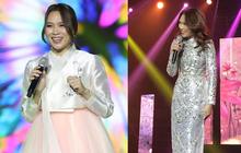 Mỹ Tâm mặc áo dài, diện hanbok cực đáng yêu trên sân khấu liveshow đầu tiên ở Hàn Quốc