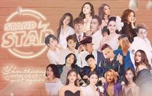 Stand By Star: Dàn nghệ sĩ đình đám Vpop hội ngộ, mang các tiết mục đặc biệt hát mừng ngày Phụ nữ Việt Nam