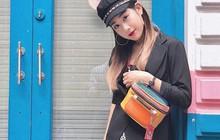 Loạt hot mom, người khoe dáng nuột người khoe phong cách cực trẻ trung trong street style tuần này