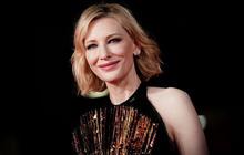 """""""Công Nương Ánh Sáng"""" Cate Blanchett ủng hộ diễn viên dị tính vào vai LGBT"""