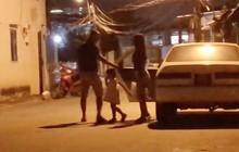 Xác minh clip xe biển xanh chở phụ nữ trẻ em bật đèn ưu tiên, bấm còi inh ỏi trên đường phố Sài Gòn