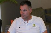 """HLV U19 Australia: """"U19 Việt Nam là đội bóng mạnh, chơi kỹ thuật và thông minh"""""""